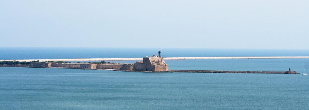 Castello di Mare Brindisi