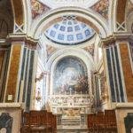 Cattedrale di Brindisi particolare Ultima Cena
