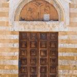 Chiesa del cristo dei domenicani portale brindisi