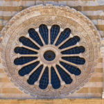 Chiesa del cristo dei domenicani rosone brindisi