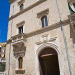 Granafei Nervegna palace. Brindisi. Puglia. Italy.